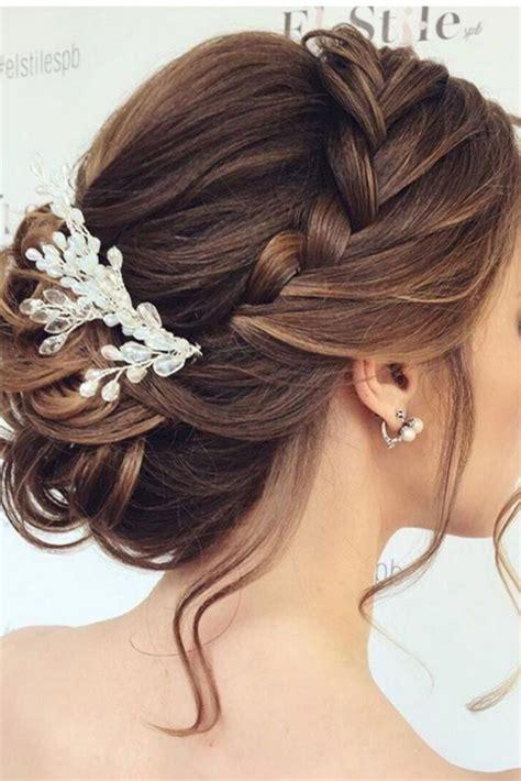bridesmaid updo hairstyles long hair oosile
