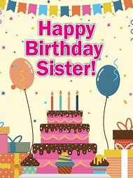 Best 25 ideas about happy birthday sister cards find what youll love happy birthday sister cards m4hsunfo