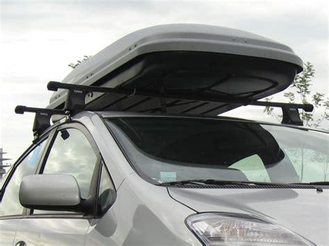 coffre de toit ford c max voiture galerie