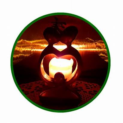 Meditation Couples Sound Gong Healing Connection Heart