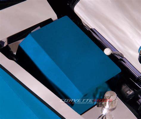 Corvette Custom Painted Fuse Box Cover