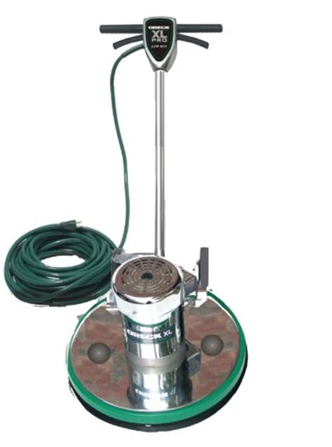 oreck floor buffer polisher cheap oreck commercial lb9000 low boy floor machine with