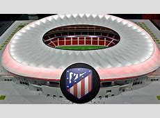 Atlético Madrid stadium name and new badge fans say no