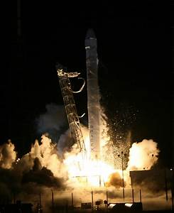 SpaceX Dragon launches from Cape to begin historic mission ...