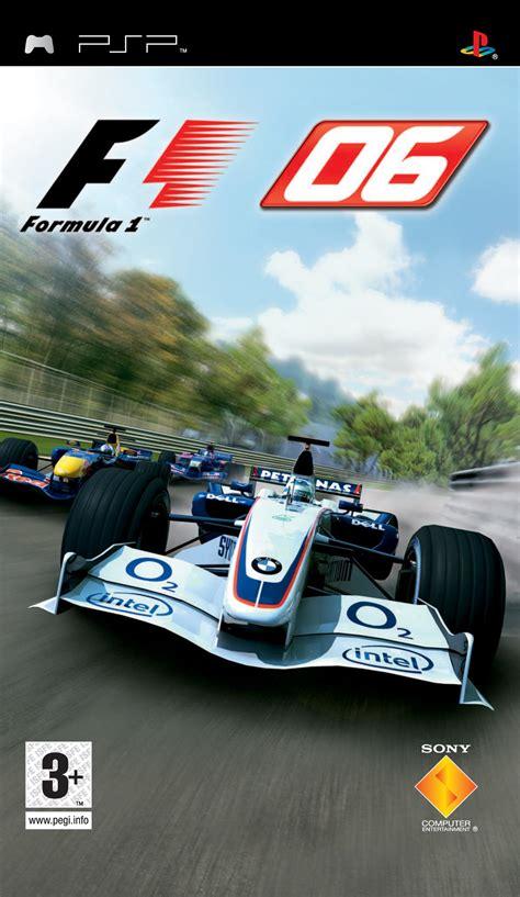 Formula One 06 /ENG/ [CSO] » PSPzona.Ru - Скачать игры для PSP | Скачать всё для консоли PSP, скачать игры для PSP, игры для PSP, скачать...