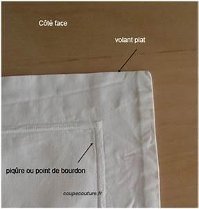 Coudre Une Housse De Coussin : comment coudre oreiller ~ Melissatoandfro.com Idées de Décoration