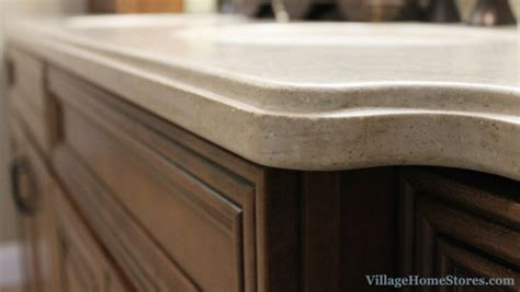 corian countertop edges an ogee edge profile installed on a corian quot tumbleweed