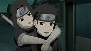 Itachi and Shisui! Joining ANBU – Naruto Shippuden 454 ...