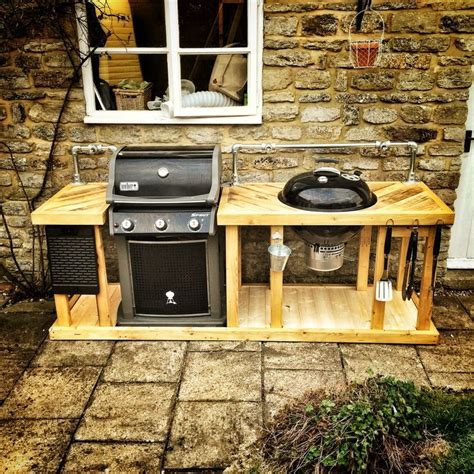 25 best ideas about built in grill on outdoor