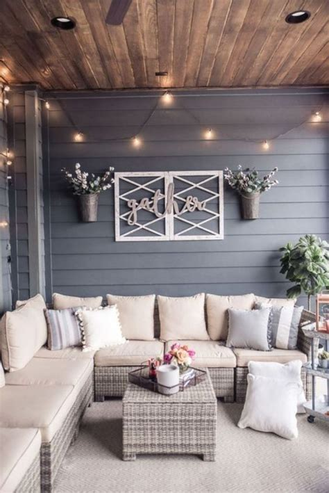 hot  pinterest outdoor decor edition terrace