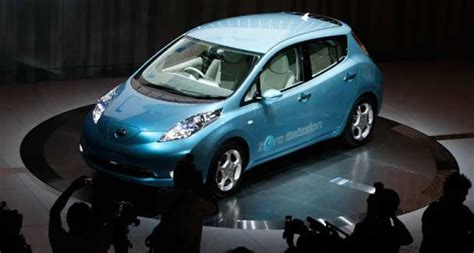 Hertz To Include Nissan Electric Cars In Rental Fleet