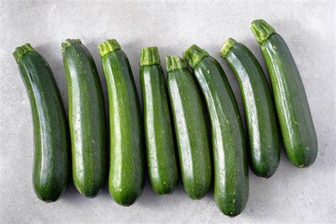 A Better Choice - Seasonal Produce Zucchini