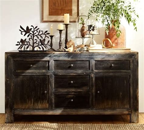 pottery barn knock  themed furniture makeovers