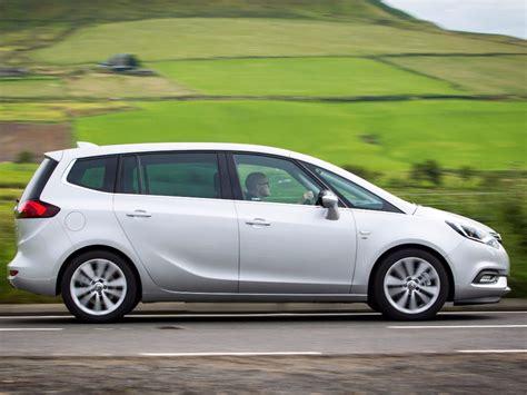 Opel Uk by New Vauxhall New Zafira Tourer