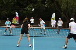 Womens Tennis / Adult Group Tennis Lessons - Sydney North ...