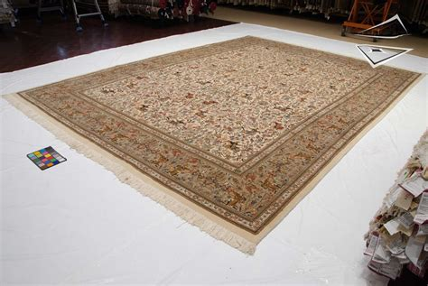 Carpet Tabriz Tabriz Rug 11 X 15