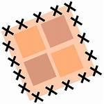 Patch Fabric Clipart Vector Complaint Dmca Favorite
