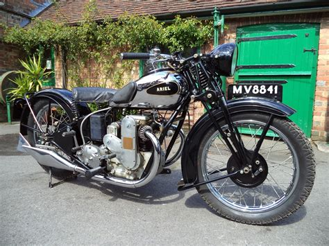 Dealers In Veteran, Vintage And Classic Motorcycles