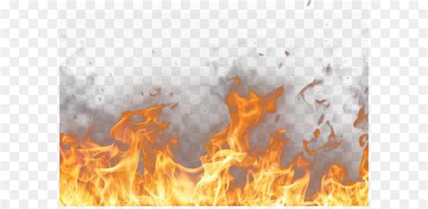 light flame fire explosion burning fire png decorative