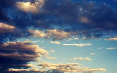 Sky Backgrounds Wallpapers Desktop Computer Wallpapersafari Cloudy