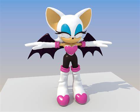 Rouge The Bat Sth06 By Mikiel2171 On Deviantart