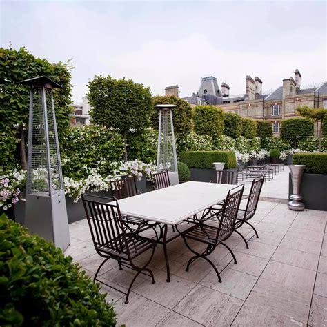 terrazzo pensile esempio di giardino pensile per terrazza privata i