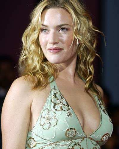 Kate Winslet Goes Nude Again