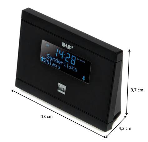 dual dab 2 a digital radio adapter mit fernbedienung lcd