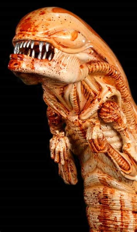 hollywood collectibles group releases aliens chestburster