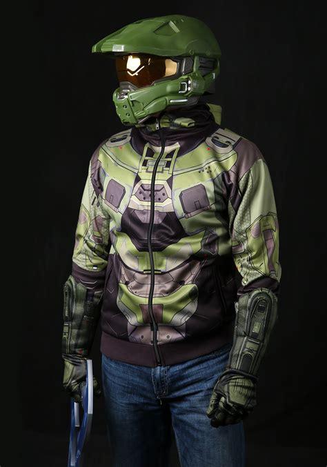 Adult Halo Master Chief Costume Hoodie