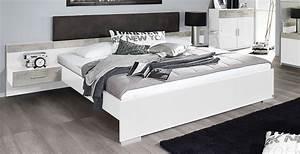 Lit Chevet Suspendu : ides de tete de lit avec chevet galerie dimages ~ Teatrodelosmanantiales.com Idées de Décoration