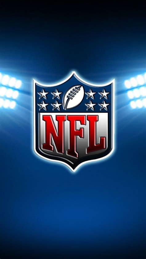 nfl iphone  wallpaper nfl season nfl logo nfl football