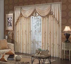 Top 22 curtain designs for living room mostbeautifulthings for Curtains for the living room