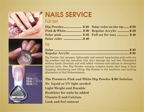 European Nails & Spa