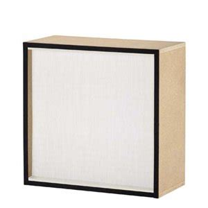 wood frame hepa filter   cfm
