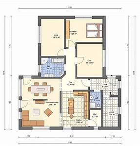 Grundriss Einfamilienhaus 140 Qm : bungalow grundrisse bersicht mit vielen bungalow grundrissen haus grundriss ~ Markanthonyermac.com Haus und Dekorationen