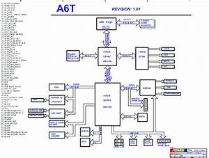 Asus A6t Laptop Circuit Diagram  U2013 Laptop Schematic