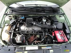 2002 Chevrolet Cavalier Ls Sedan Engine Photos Images