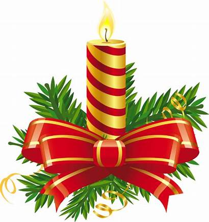 Christmas Clipart Candles Candle Transparent Clipground Tree
