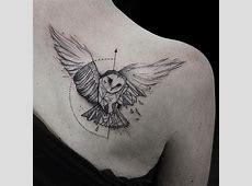 Tattoo Hibou Origami Tattoo Art