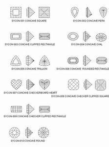 Concave Facet Diagrams