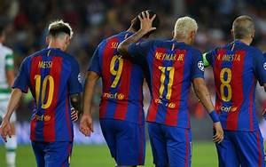 Barcelona vs Manchester City: Luis Enrique welcomes Lionel ...