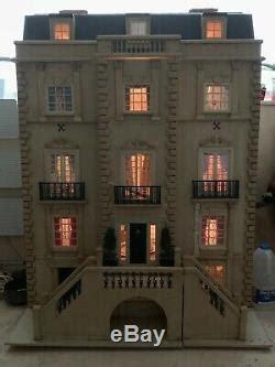 grosvenor hall victorian dolls house