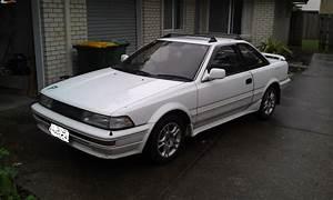 1989 Toyota Corolla Levin Corolla Import Ae92
