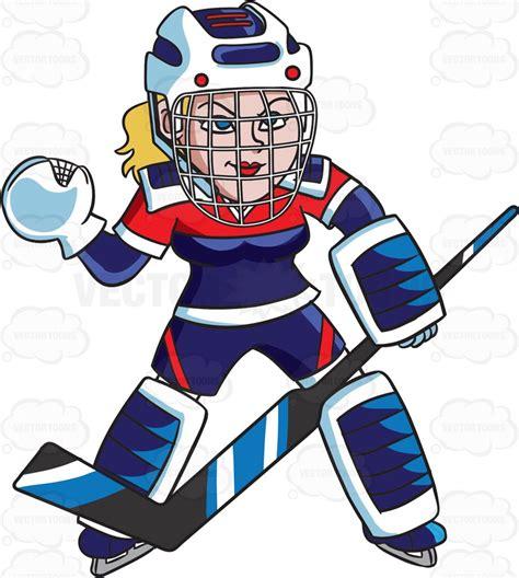 Image result for girls ice hockey clip art