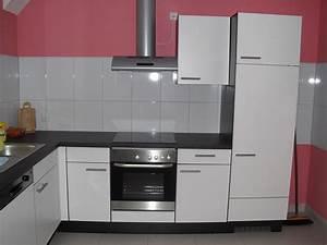 Neue Küche Preis : verkaufe neue k che mit allen elektroger ten form wei e front und schwarzer ~ Sanjose-hotels-ca.com Haus und Dekorationen