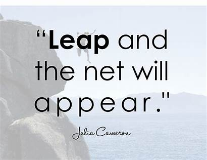 Leap Quotes Take Leaping Quotesgram Quote Appear