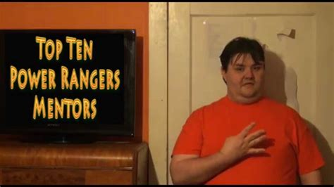 Offseason  Power Rangers Top Ten Mentors Youtube