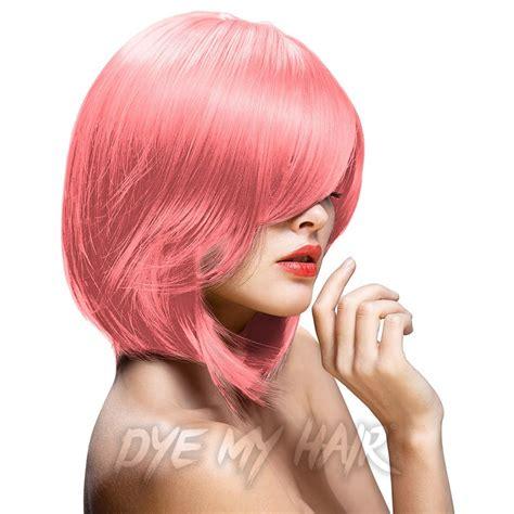Directions Pastel Pink Semi Permanent Hair Dye La Riche 4
