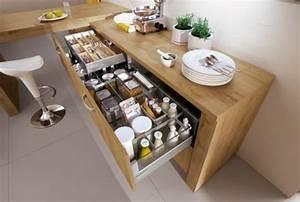 Tiroir Coulissant Cuisine : amenagement tiroir cuisine ikea 2017 avec meuble cuisine ~ Premium-room.com Idées de Décoration